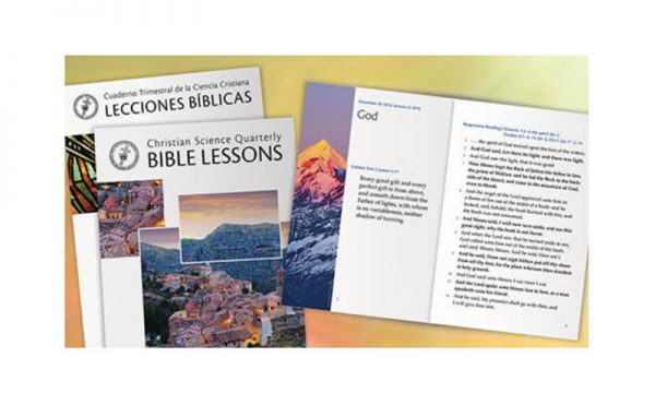 Christian Science Bible Lessons