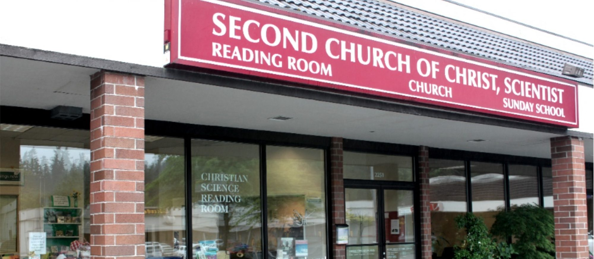 Second Church of Christ, Scientist, Bellevue, WA